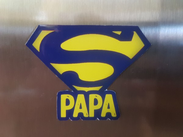 "Magnet ""SUPER-PAPA"""