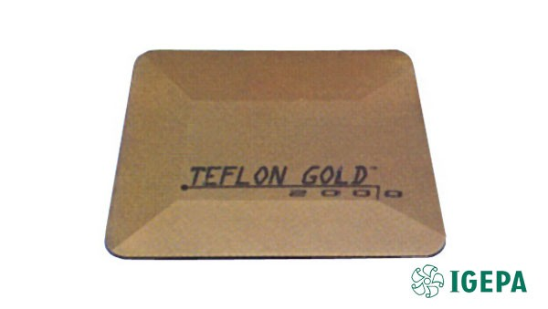 Teflon-Rakel Gold 2000
