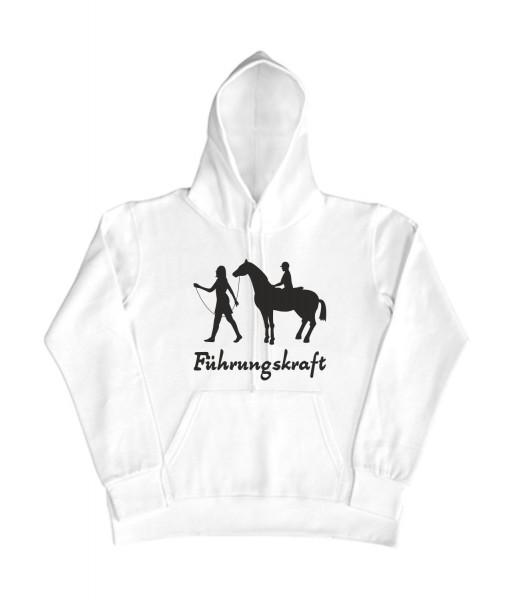 Ladies' Hooded Sweatshirt - Führungskraft