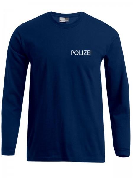 POLIZEI Men's Premium-T LS