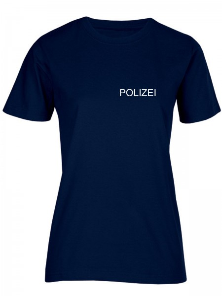 POLIZEI Women's Fashion Organic-T