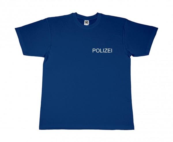 Herren - Polizei - Shirt - BASIC