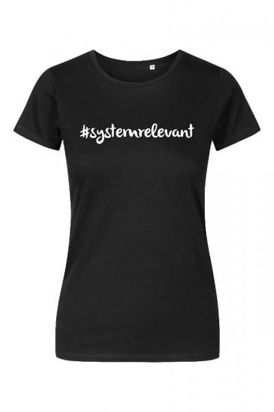 Systemrelevant - X.O Roundneck T-Shirt Women