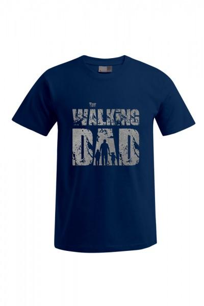 The Walking Dad - das Shirt für alle wandernden Väter