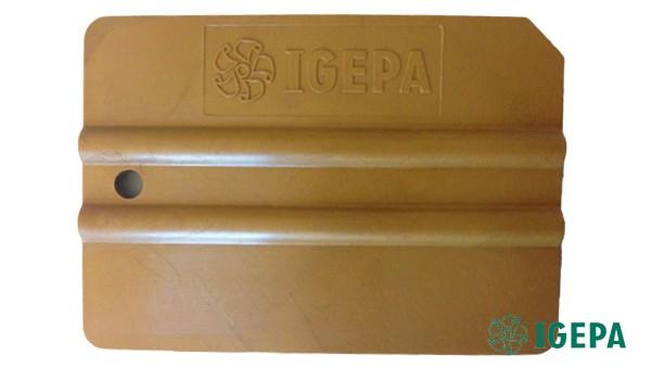Igepa Kunststoff-Rakel gold