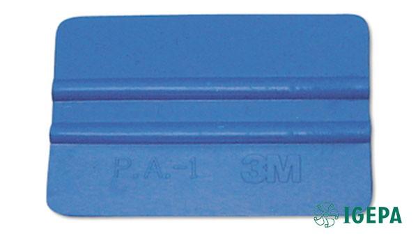 3M Rakel blau
