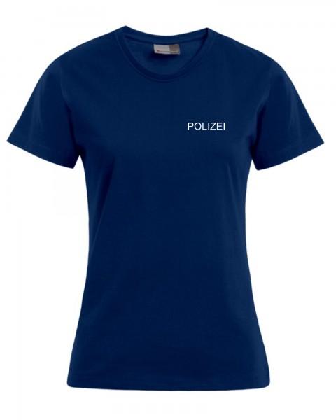 POLIZEI Women's Premium-T