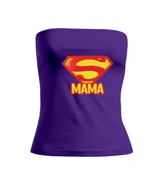 Tube-Top - Super Mama
