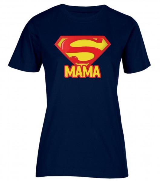 Fashion Organic-T - Super Mama